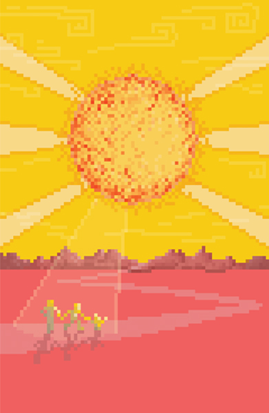 adelaide's sun