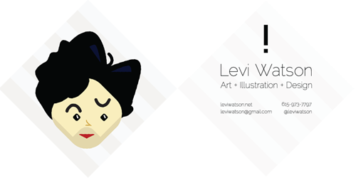 levi-watson-business-card